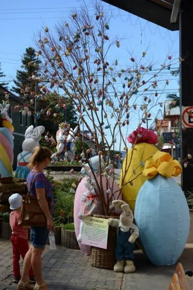 Osterbaum, a Árvore de Páscoa  Magia da Páscoa, Nova Petrópolis